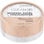 Catrice Highlighter Clean ID Mineral Swirl Gold 020