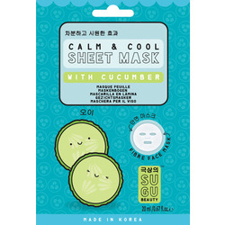 SUGU Tuchmaske Cucumber