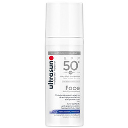 Ultrasun Face Anti-Pigmentation SPF50+ (Crème  SPF 50+)