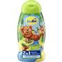 SauBär Dusche + Shampoo 2in1 für Kinder