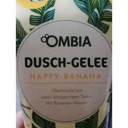 Ombia Dusch-Gelee