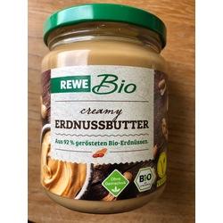 REWE Bio Erdnussbutter creamy