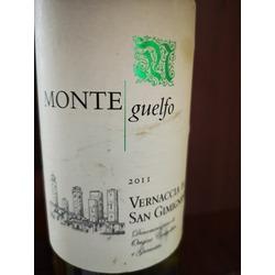 Monte Guelfo Vernaccia di San Gimignano