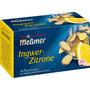Meßmer Kräuter-Tee, Ingwer & Zitrone (20x2g)