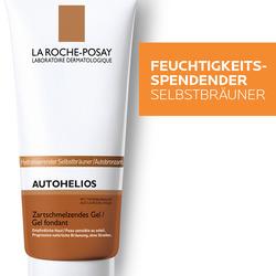 La Roche Posay AUTOHELIOS SELBSTBRÄUNER GEL Feuchtigkeitsspendender Selbstbräuner für Gesicht und Körper