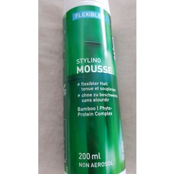 naturaline Styling Mousse