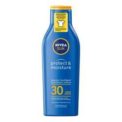 NIVEA Protect & Moisture (Milch  SPF 30  250ml)