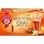 Teekanne Rooibos-Tee, New York chai, mit Gewürzen, Honig, Vanille & Zitrone (20x1,75g)
