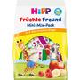 Hipp Fruchtriegel Früchte Freund Mini-Mix-Pack ab 1 Jahr, 10x10g
