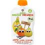 Freche Freunde Quetschbeutel 100% Birne, Banane, Orange & Vanille ab 1 Jahr
