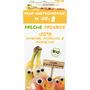 Freche Freunde Quetschbeutel 100% Banane, Pfirsich & Aprikose ab 1 Jahr, 4x100g