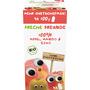 Freche Freunde Quetschbeutel 100% Apfel, Mango & Kiwi ab 1 Jahr, 4x100g