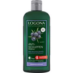 LOGONA Anti-Schuppen Shampoo Bio-Wacholderöl