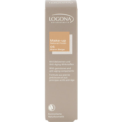 LOGONA Make-up Natural Finish 05
