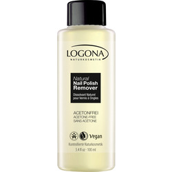 LOGONA Natural Nail Polish Remover