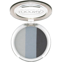 LOGONA Eyeshadow Trio 01 smokey