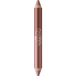 LOGONA Double Lip Pencil 01 bronze