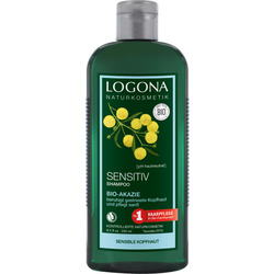 LOGONA Sensitiv Shampoo Bio-Akazie