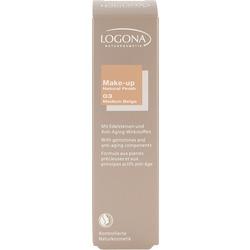 LOGONA Make-up Natural Finish 03
