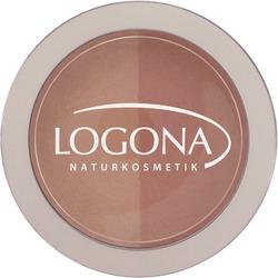 LOGONA Blush 03 Duo beige+terracotta