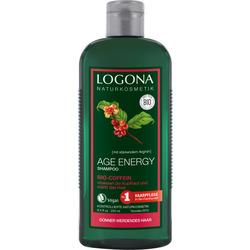 LOGONA Age Energy Shampoo Bio-Coffein