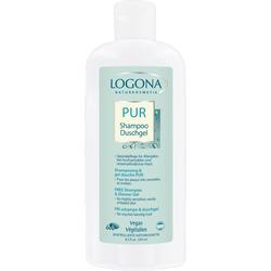 LOGONA PUR Shampoo&Duschgel