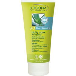 LOGONA Daily Care Haarspülung Aloe+Verveine