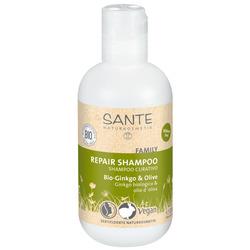 SANTE FAMILY Repair Shampoo Bio-Ginkgo & Olive