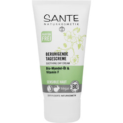 SANTE Beruhigende Tagescreme Bio-Mandel-Öl & Vitamin F