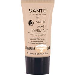 SANTE Matte Matt EvermatTM  Mineral Make up 01 natural