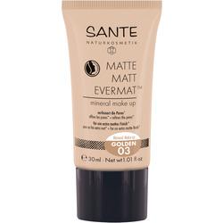 SANTE Matte Matt EvermatTM  Mineral Make up 03 golden