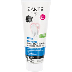 SANTE DENTAL MED Zahngel Vitamin B12 ohne Fluorid