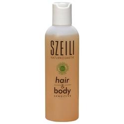 hair & body sensitive veganes Naturshampoo von SZEILI