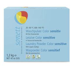 Sonett Waschpulver Color sensitiv 20–60 °C