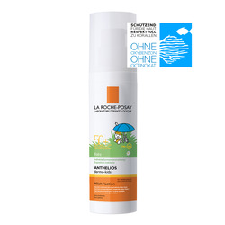 LA ROCHE-POSAY Anthelios Dermo-Kids Baby Milch LSF 50+ Pflegende Sonnenschutz-Milch für empfindliche Babyhaut 50 ml
