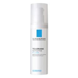LA ROCHE-POSAY Toleriane Sensitive Fluid Intensiv beruhigendes, nicht fettendes Fluid für empfindliche Mischhaut bis fettige Haut 30 ml