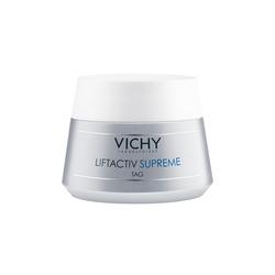 VICHY Liftactiv Supreme UV - Umfangreiche Anti-Falten und Straffheitspflege für alle Hauttypen mit LSf 15 50 ml