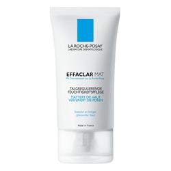 LA ROCHE-POSAY Effaclar MAT Mattierende, talgregulierende Creme gegen unreine Haut und große Poren 40 ml