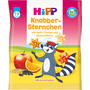 Hipp Snack Knabber Sternchen mit Apfel, Orange und Johannisbeere ab 1 Jahr
