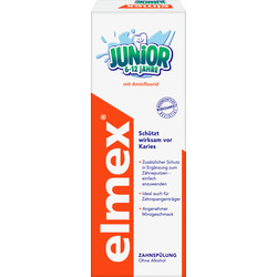 elmex Mundspülung Kinder Junior, 6 bis 12 Jahre