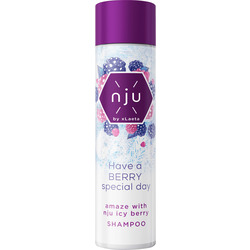 nju by xLaeta Shampoo Icy Berry