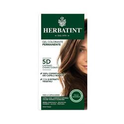 Herbatint Haarfärbegel 5D Helles Gold-Kastanienbraun