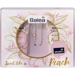 """Balea Geschenk-Set """"sweet like a peach"""""""