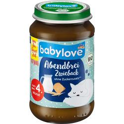 babylove Abendbrei Zwieback nach dem 4. Monat