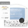 Lillydoo Feuchttücher mit 99% Wasser, 3x60 Stück