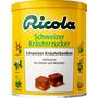 Ricola Bonbon, Kräuter Original, schweizer Kräuterzucker