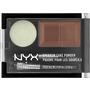 NYX PROFESSIONAL MAKEUP Augenbrauenpuder Eyebrow Cake Powder Auburn/Red 04