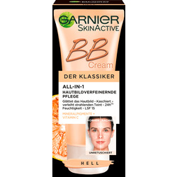 Garnier BB Cream Getönte Tagescreme BB Cream Miracle Skin Perfector Hell
