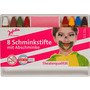 Jofrika 8 Schminkstifte m. Abschminke