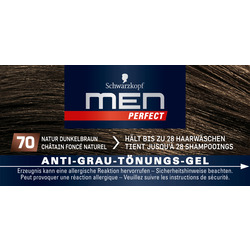 Schwarzkopf Men Perfect (70 Natur Dunkelbraun)